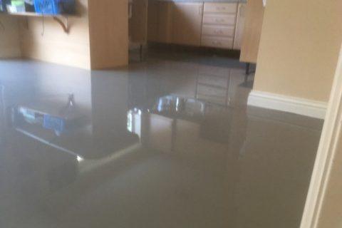 screed preperation, floor preparation