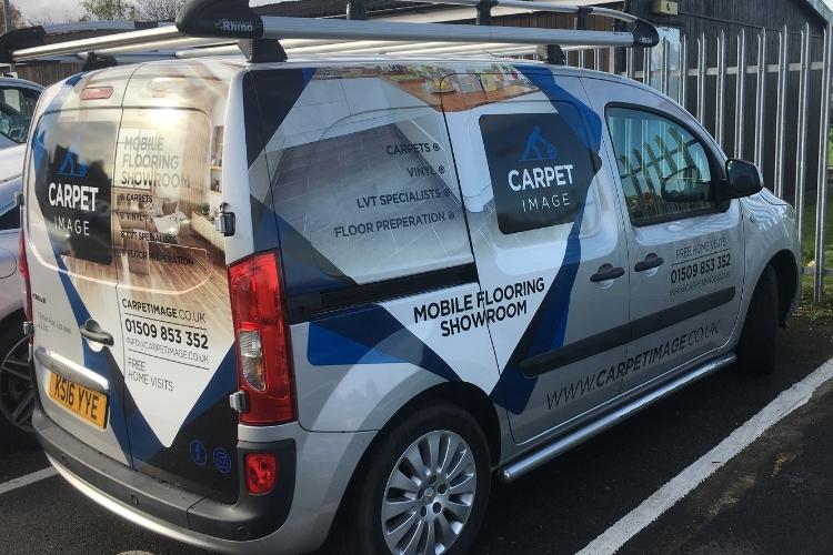 local flooring experts, local flooring experts, carpet image van, FLOORING SERVICES