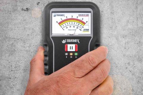 moisture metre