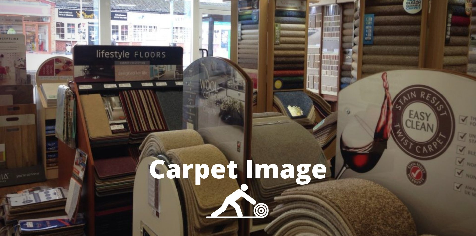 Carpet Image - East leake Showroom