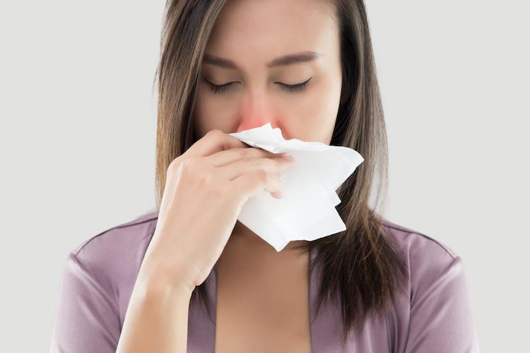 Is carpet a bad choice if you have allergies?