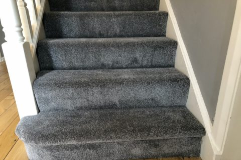 Stainfree Maximus fitted to Stairs, Landing & Bedroom