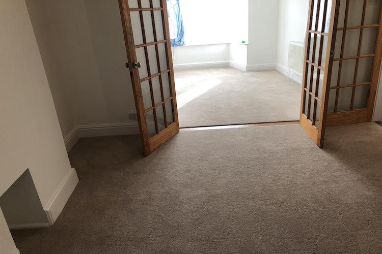 luxury 80/20 wool carpet