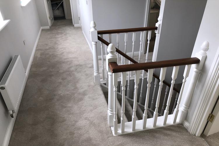 carpet installed in Ruddington