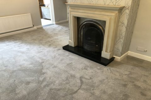Stainfree Ultra Carpet Fitted to Lounge