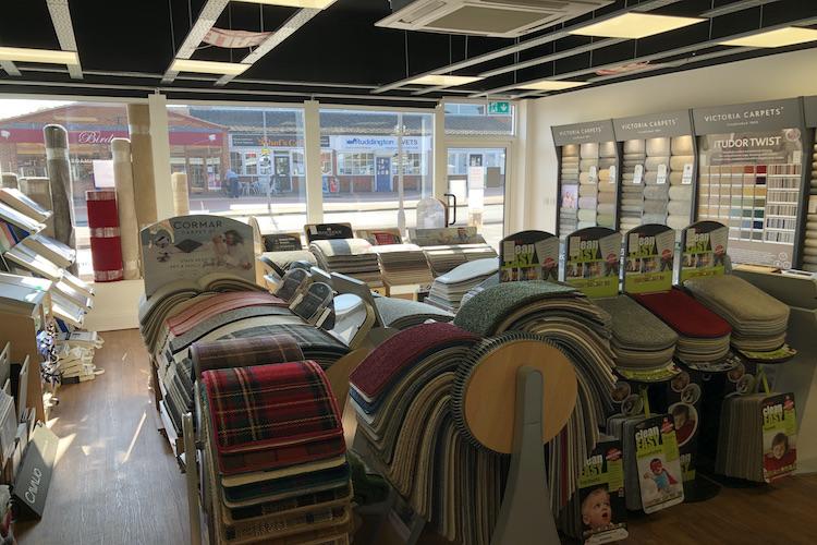 Carpet Image Showroom