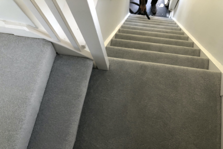 freedom extra carpet by Victoria